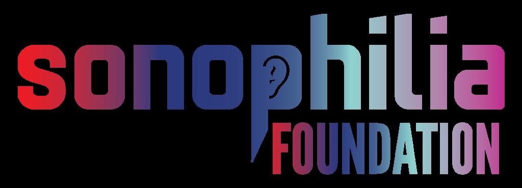 Sonophilia foundation logo